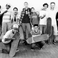 Helping Morocco Skateboard
